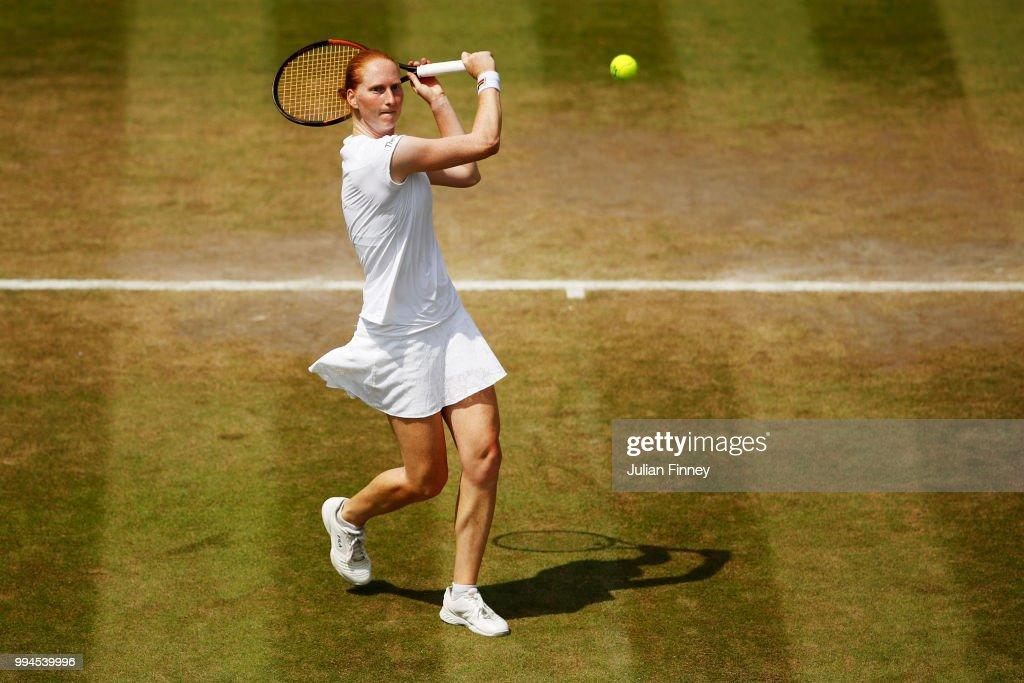 Day Seven: The Championships - Wimbledon 2018 : Nachrichtenfoto