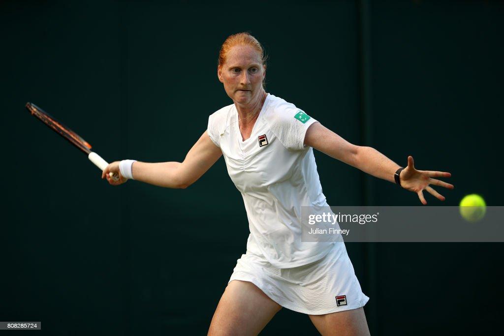 Day Two: The Championships - Wimbledon 2017 : Nachrichtenfoto