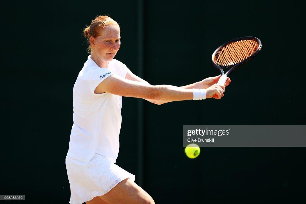 Day Six: The Championships - Wimbledon 2018 : Fotografía de noticias