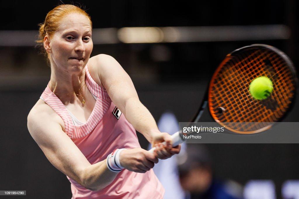 St. Petersburg Ladies Trophy - 2019 Tennis Tournament : Fotografía de noticias