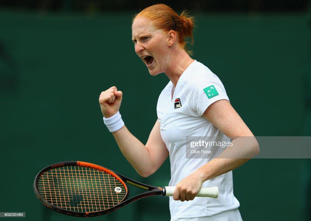 2017 Wimbledon Qualifying Session : Fotografía de noticias