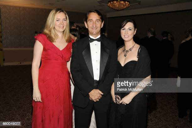 Alison Vekshin Mike Tackett and Heidi Przybyla attend BLOOMBERG White House Correspondents' PreDinner Cocktails at The Washington Hilton on May 9...