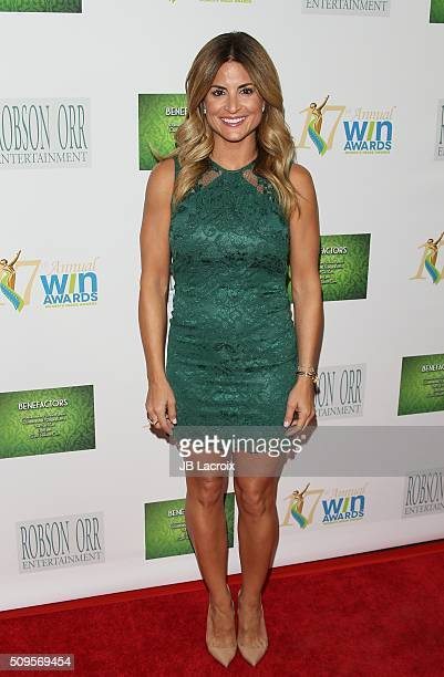 Alison Victoria attends the 17th Annual Women's Image Awards at Royce Hall UCLA on February 10 2016 in Westwood California
