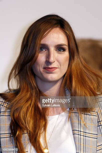 Alison Wheeler attends the Prix Lumiere 2018 At 10th Film Festival Lumiere on October 19 2018 in Lyon France