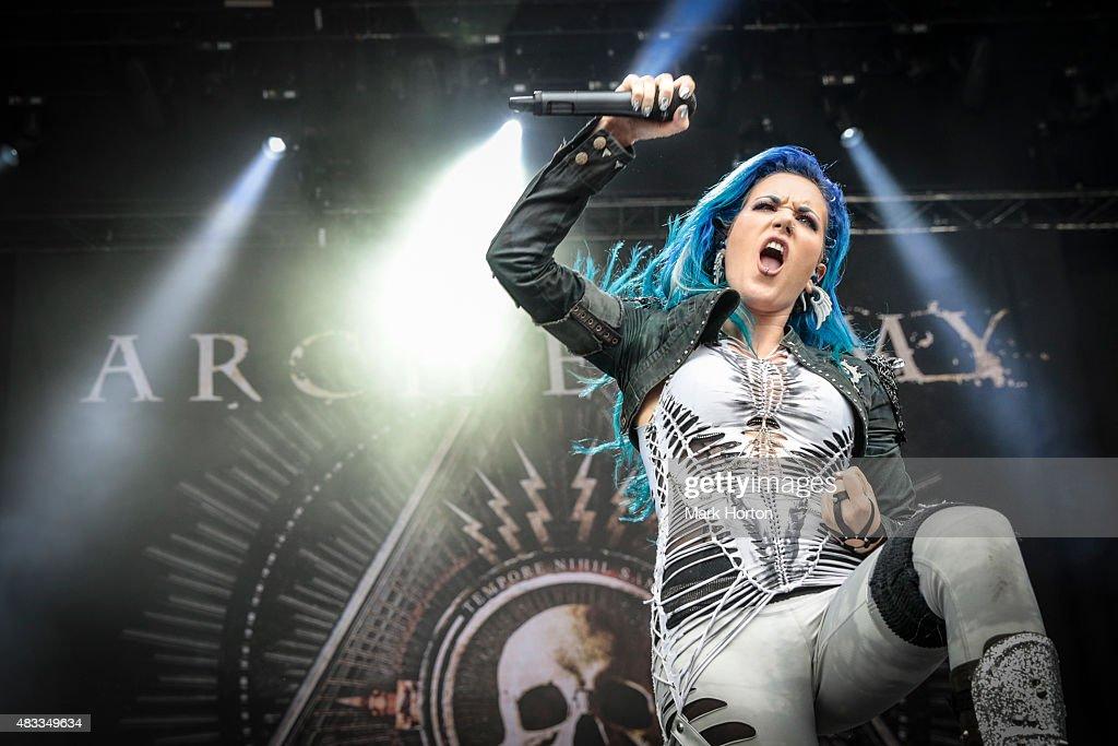 Heavy Montreal Festival 2015 : ニュース写真