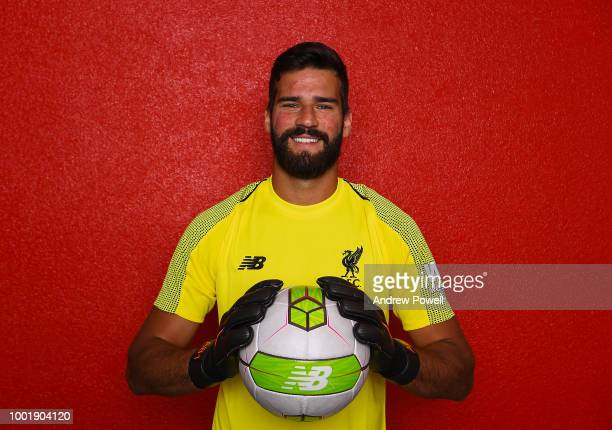 Alisson Becker Premium Pictures, Photos, & Images