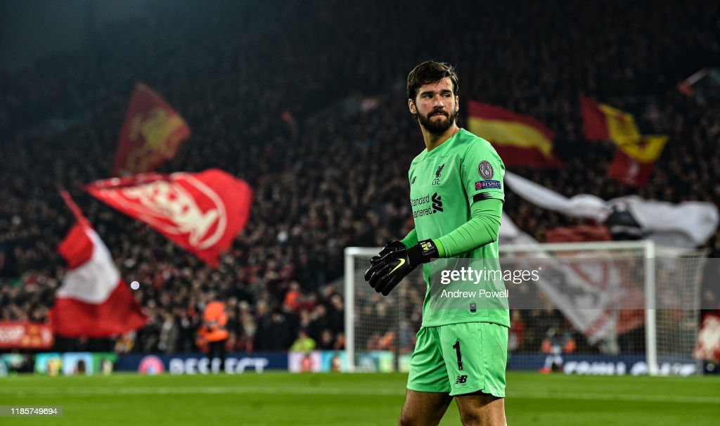 Liverpool FC v KRC Genk: Group E - UEFA Champions League : News Photo