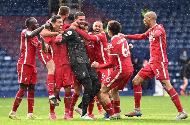 GBR: West Bromwich Albion v Liverpool - Premier League