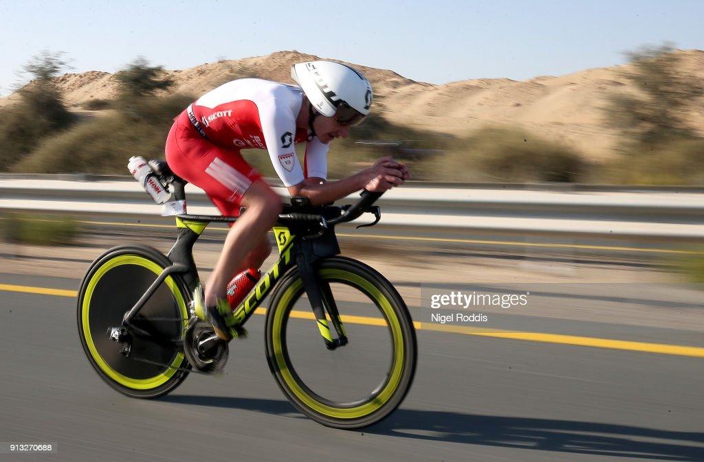 Ironman 70.3 Dubai 2018 : ニュース写真