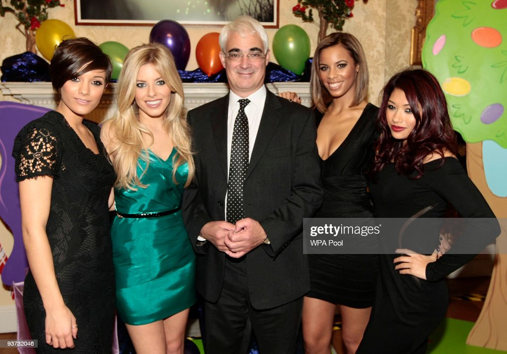 Alistair Darling Hosts The Annual Christmas Party