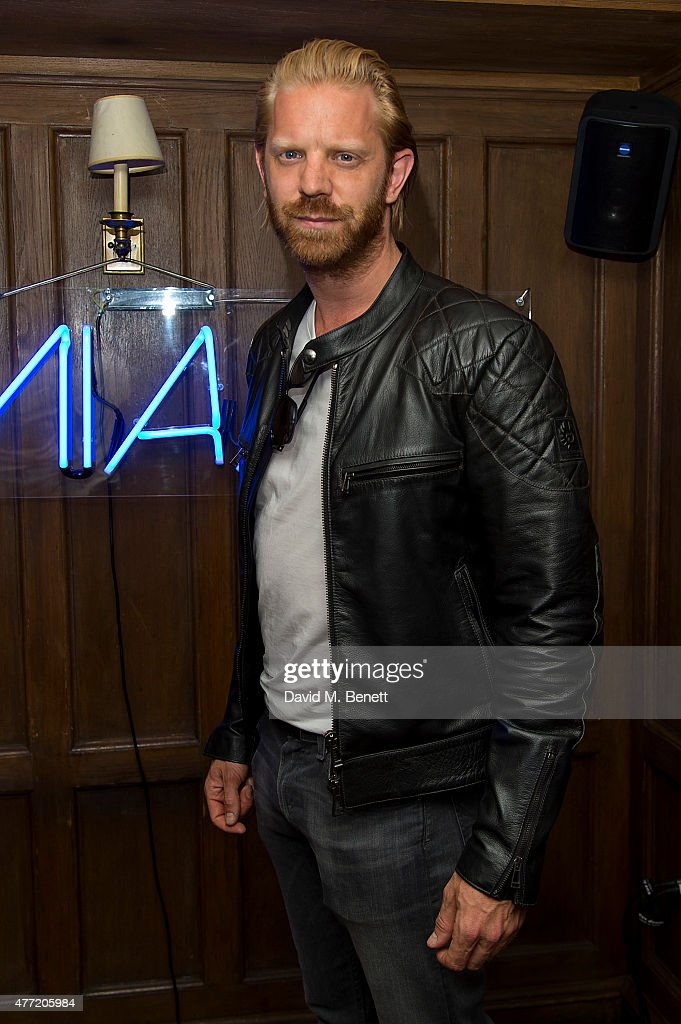 Alistair Guy attends the Miami in London Party at Soho House on June 14, 2015 in London, England.