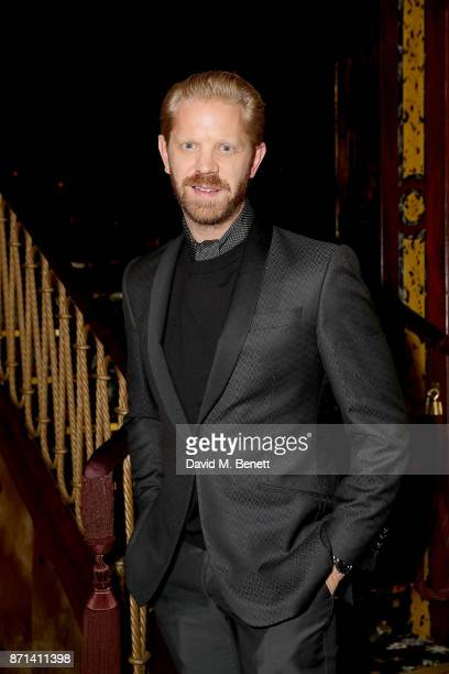 Alistair Guy attends the Richard James 25th Anniversary event hosted by Richard James Charles S Cohen and Sean Dixon at Loulou's on November 7 2017...