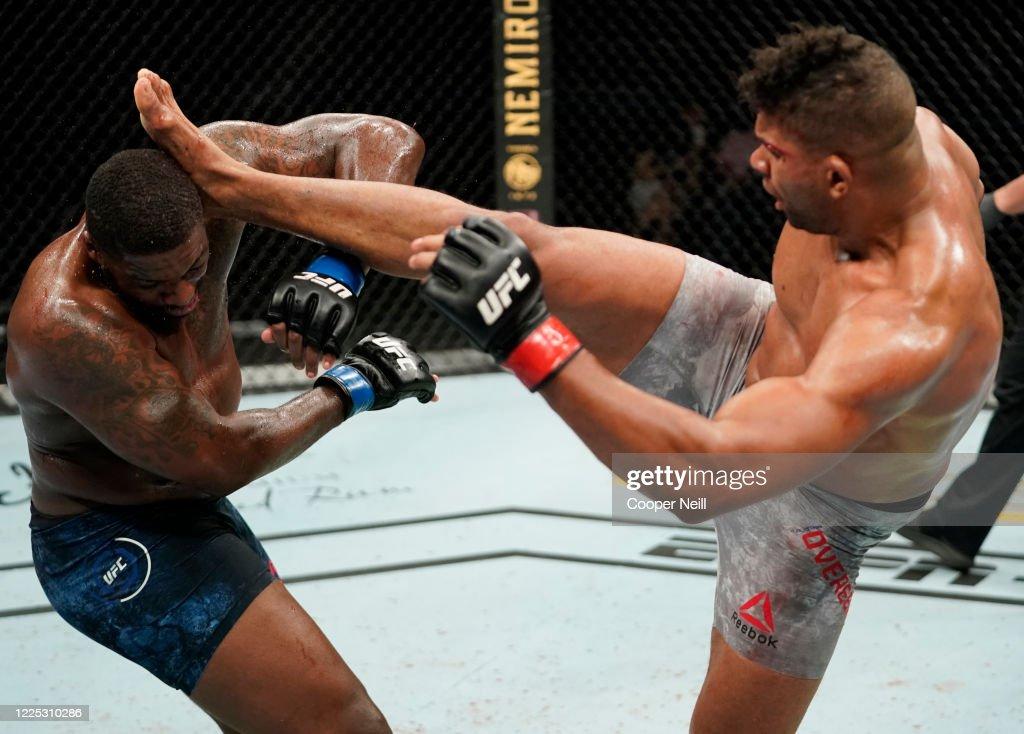 UFC Fight Night: Overeem v Harris : News Photo