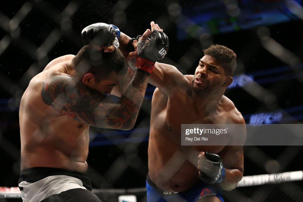 UFC 213: Nunes vs Shevchenko : ニュース写真