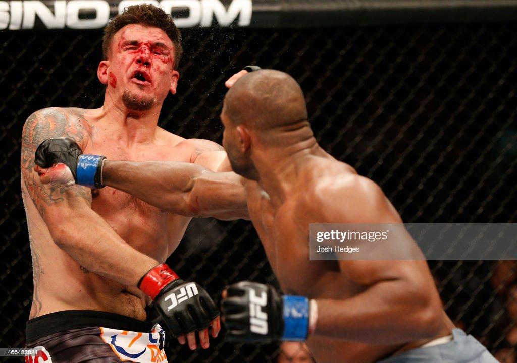 UFC 169 - Barao v Faber