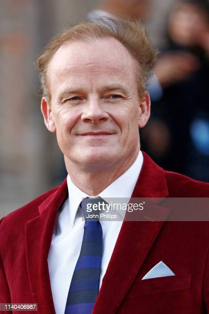 Alistair Petrie attends the Our Planet global premiere at the Natural History Museum on April 04 2019 in London England