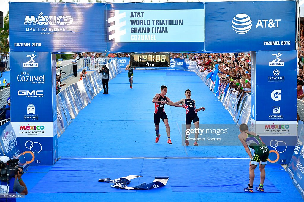 ITU Grand Final World Championship : News Photo