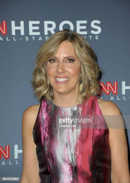 Alisyn Camerota attends 11th Annual CNN Heroes An AllStar Tribute at American Museum of Natural History on December 17 2017 in New York City