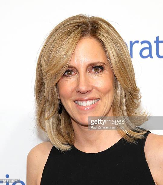 Alisyn Camerota attends the 2016 Operation Smile Gala at Cipriani 42nd Street on May 12 2016 in New York City