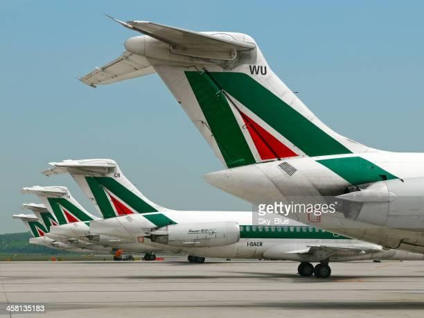 Alitalia Tails