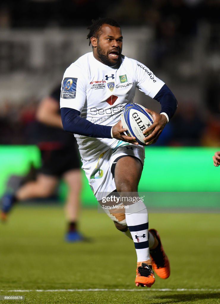 Saracens v ASM Clermont Auvergne -  Champions Cup : News Photo