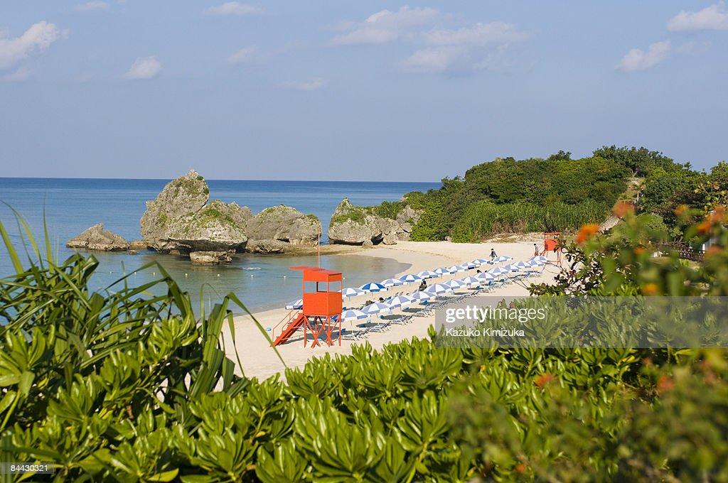 Alivila beach : ストックフォト