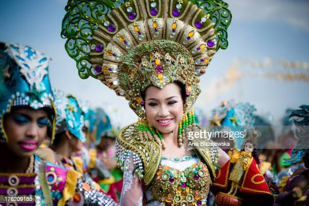 Aliwan Fiesta is the annual mother of festivalsin the Philippines, which is usually organized in mid-April in Manila. In this incredibly colourful...