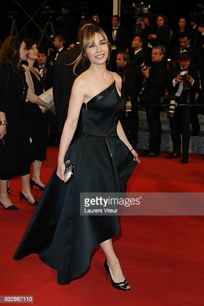 Alix Benezech attends the 'It's Only The End Of The World ' Premiere during the 69th annual Cannes Film Festival at the Palais des Festivals on May...