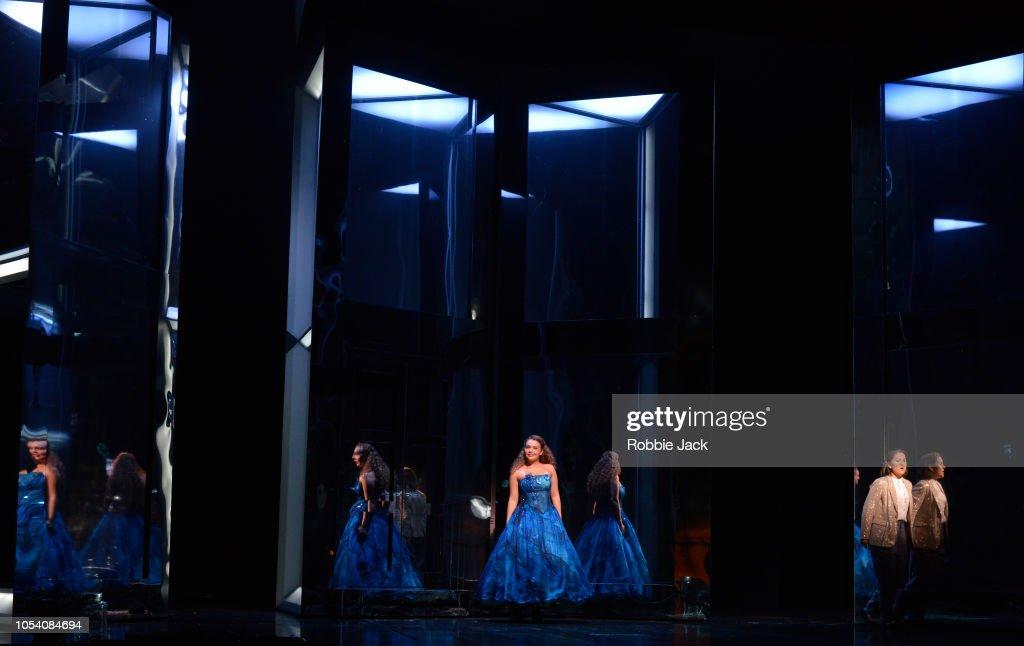 Glyndebourne's Production Of Jules Massenet's 'Cinderella' At Glyndebourne : News Photo