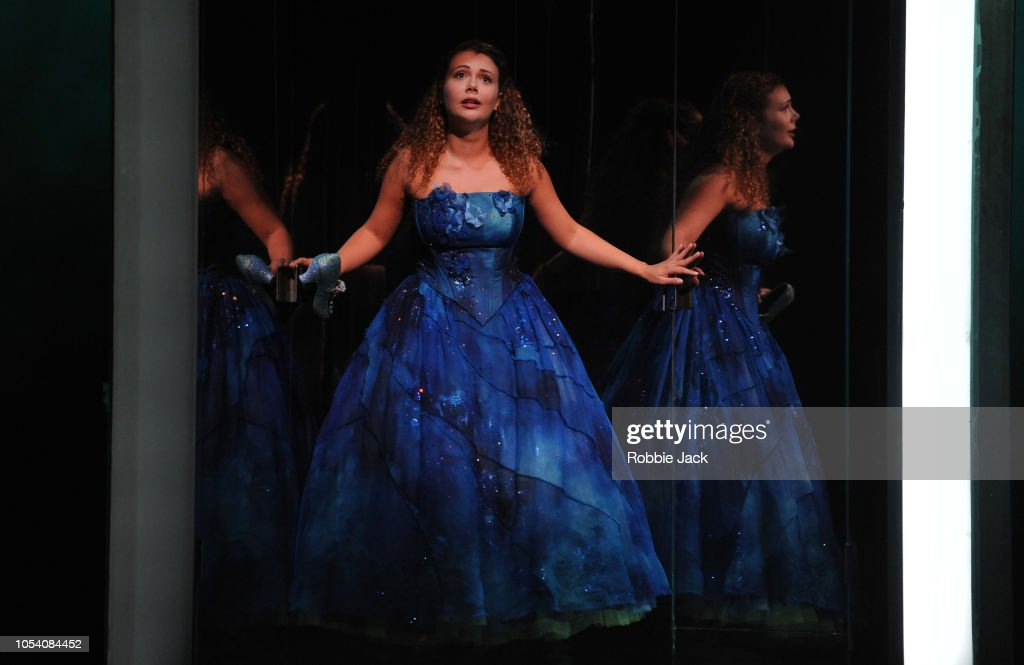 Glyndebourne's Production Of Jules Massenet's 'Cinderella' At Glyndebourne : News Photo