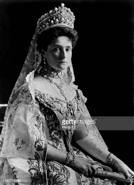 Alix of Hesse and by Rhine, later Alexandra Feodorovna , was Empress consort of Russia as spouse of Nicholas II, the last Emperor of the Russian...