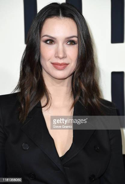 Alixandra von Renner arrives at the Premiere Of Fox Searchlights' Jojo Rabbit at Post 43 on October 15 2019 in Los Angeles California