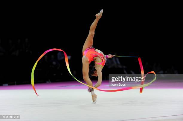 Aliya Garayeva Ruban Championnats du Monde de Gymnastique Rythmique et Sportive 2011 GRS Montpellier
