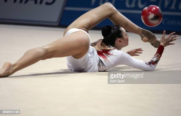 Aliya YUSSUPOVA Internationaux de Gymnastique Rythmique et Sportive de Thiais 2006