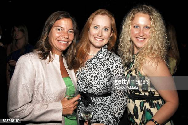 Aliza Gale Valerie Lettan and Jane Harrison attend the Wildlife Conservation Society's Central Park Zoo '09 Gala at the Central Park Zoo on June 10...