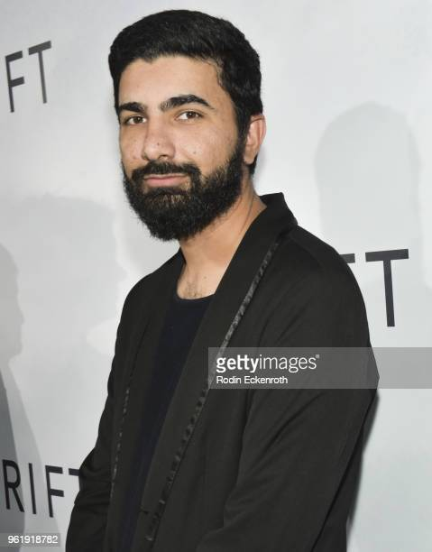 Alizai Khan arrives at the premiere of STX Films' 'Adrift' at Regal LA Live Stadium 14 on May 23 2018 in Los Angeles California