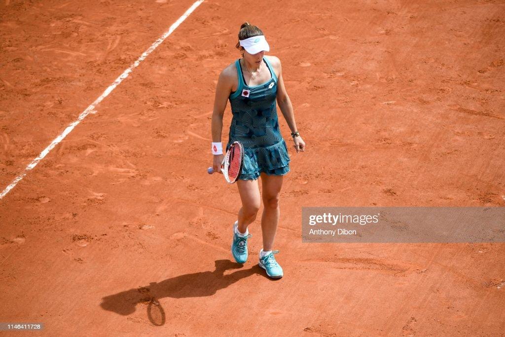 FRA: Roland Garros - Day2