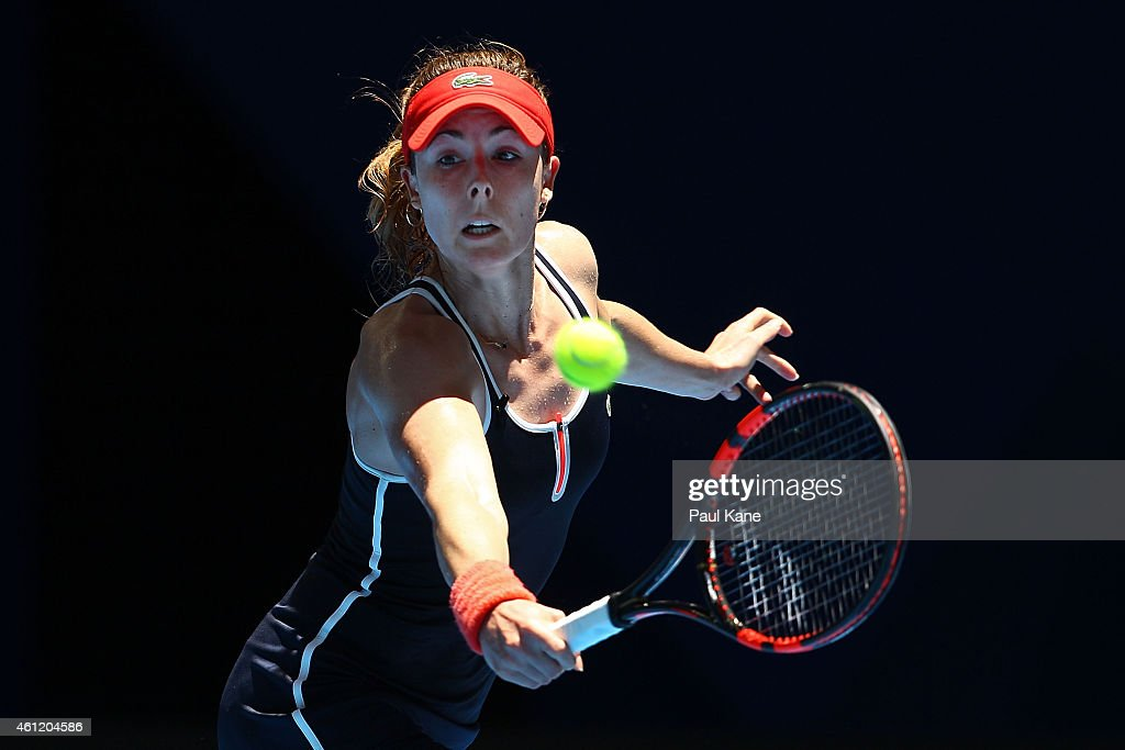 2015 Hopman Cup - Day 6 : News Photo