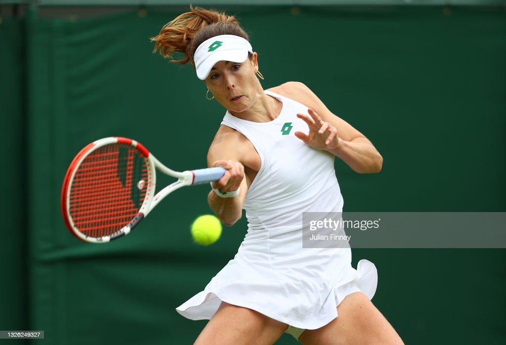 Day Three: The Championships - Wimbledon 2021 : News Photo