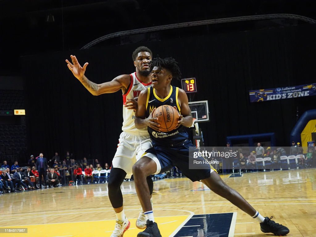 Windy City Bulls v Fort Wayne Mad Ants : News Photo