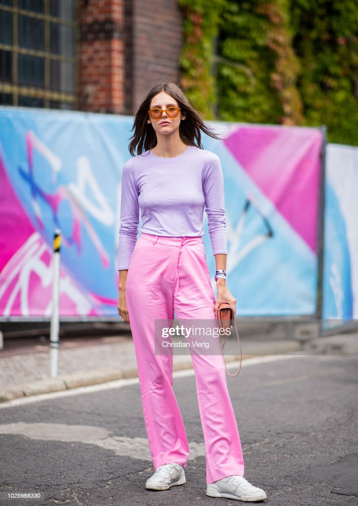 Street Style - Day 2 - Bread&&Butter by Zalando 2018 : News Photo