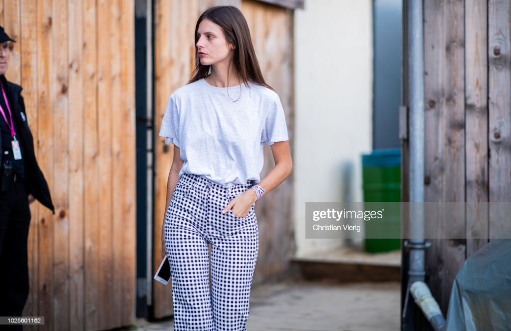 Street Style - Day 1 - Bread&&Butter by Zalando 2018 : News Photo