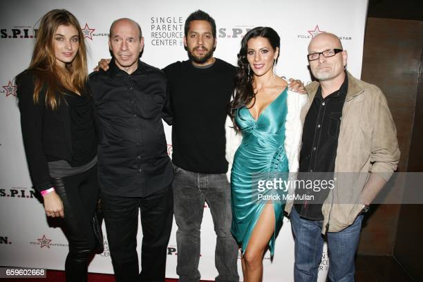 Alizee Guinochet Ken Starr David Blaine Diane Passage and Dennis Rodgers attend POLE SUPERSTAR The Ultimate Pole Dance Competition to benefit SPIN at...
