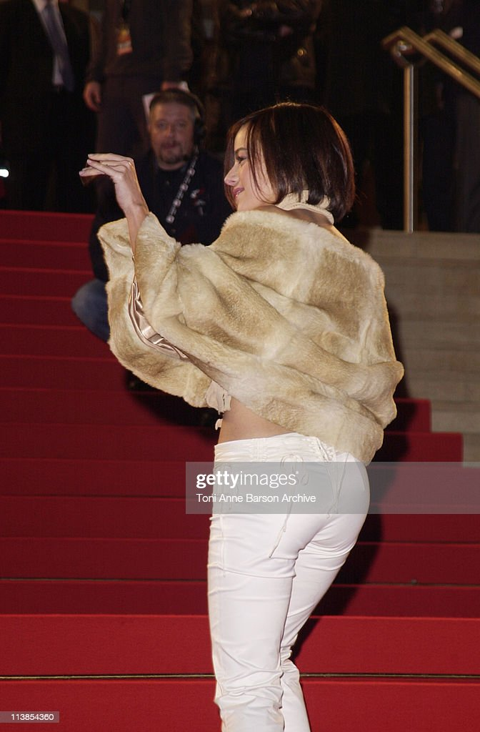 NRJ Music Awards 2002 - Arrivals : News Photo