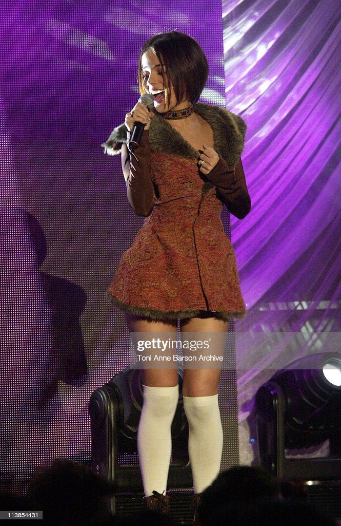 World Music Awards 2002 - Show : News Photo