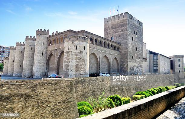 Aljaferia palace in Zaragoza