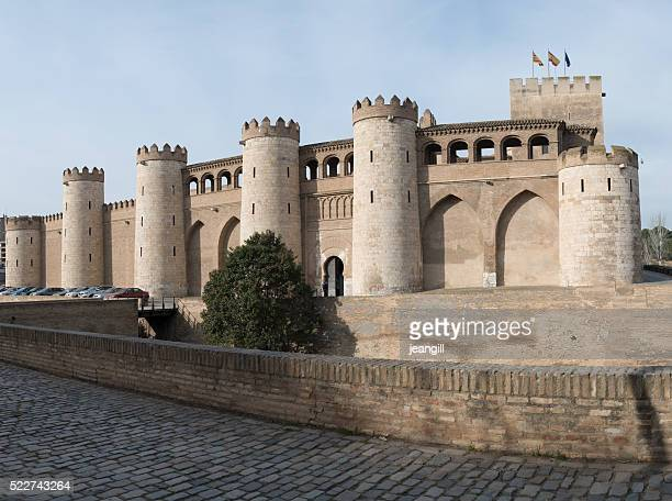 Aljaferia, 'The Palace of Joy', Zaragoza, Spain