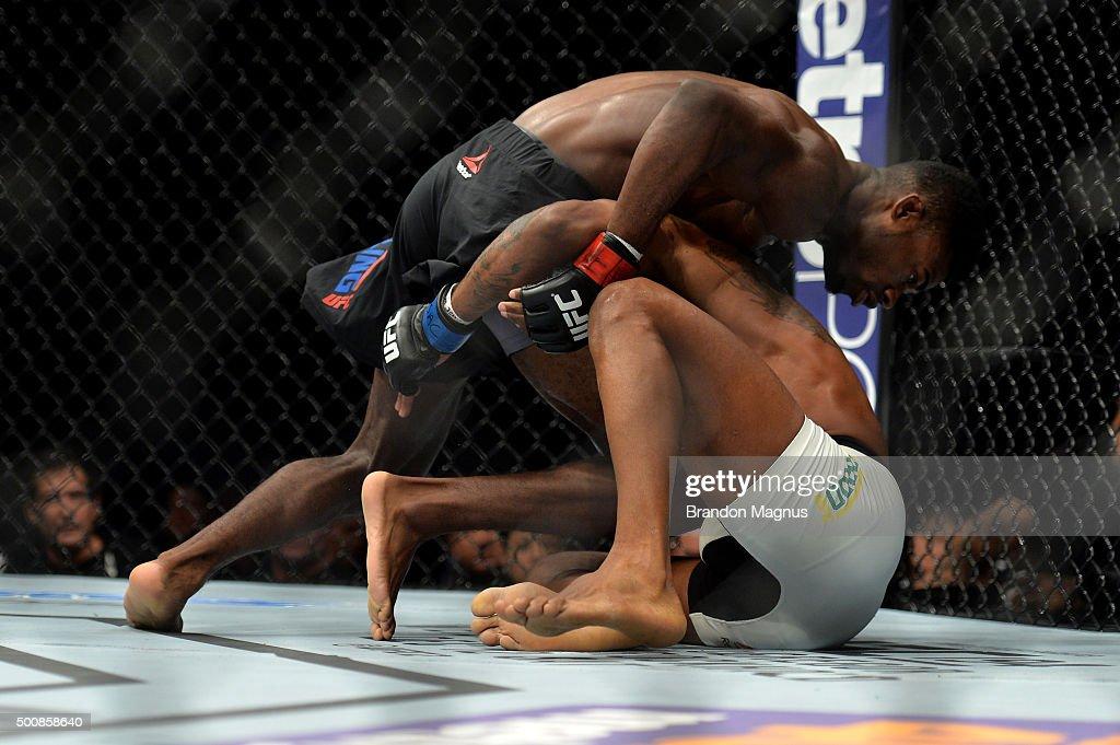 UFC Fight Night: Sterling v Eduardo : News Photo