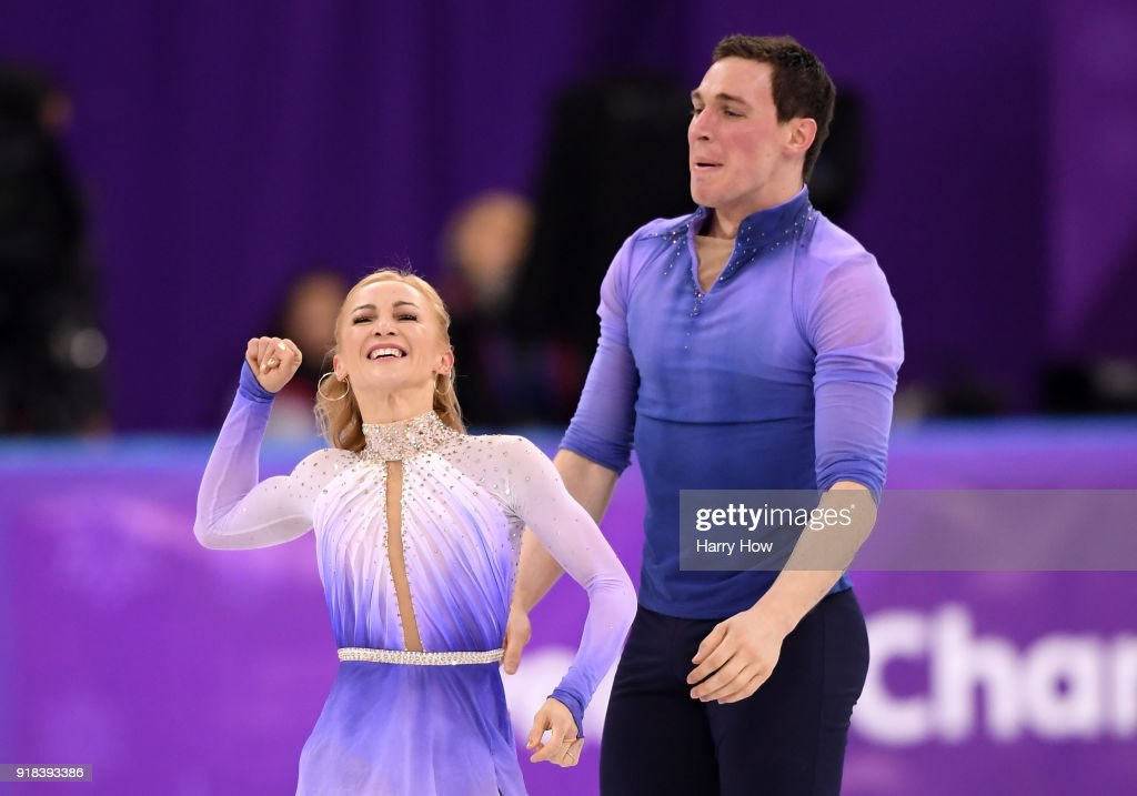 Figure Skating - Winter Olympics Day 6 : News Photo