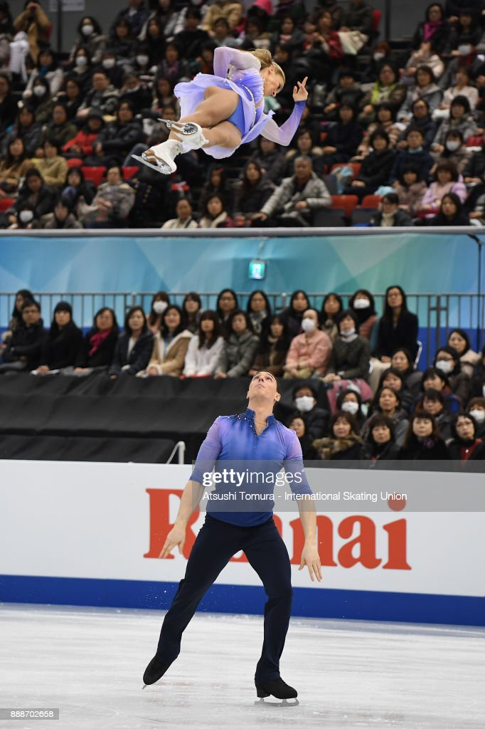 ISU Junior & Senior Grand Prix of Figure Skating Final - Nagoya